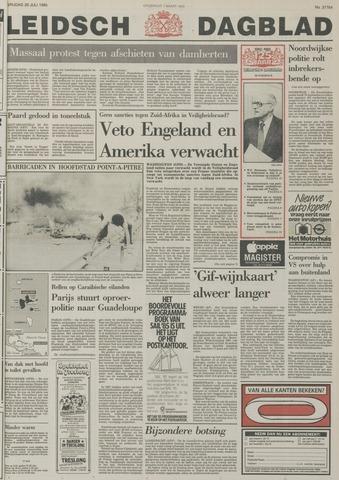 Leidsch Dagblad 1985-07-26