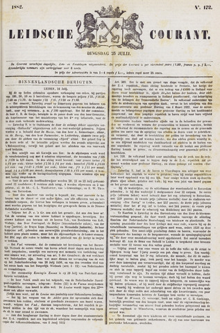 Leydse Courant 1882-07-25