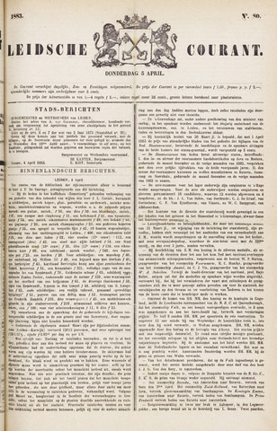 Leydse Courant 1883-04-05