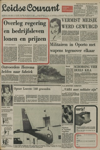 Leidse Courant 1975-10-09