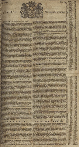Leydse Courant 1760-08-06