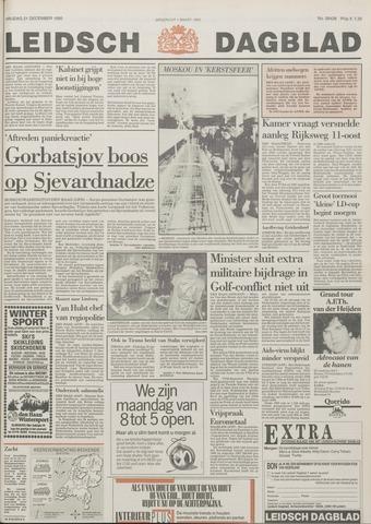 Leidsch Dagblad 1990-12-21