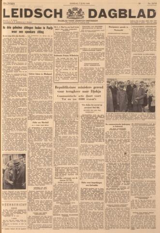 Leidsch Dagblad 1949-06-07