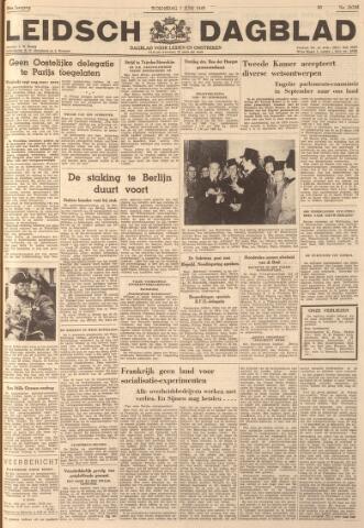 Leidsch Dagblad 1949-06-01