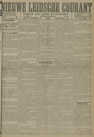 Nieuwe Leidsche Courant 1921-05-14