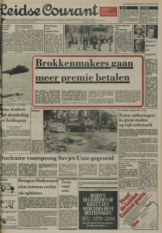 Leidse Courant 1981-09-24