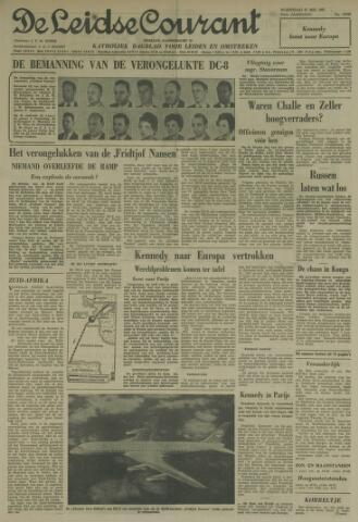 Leidse Courant 1961-05-31