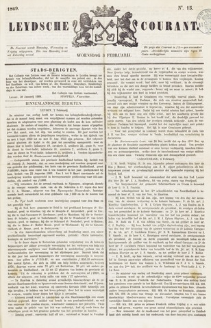 Leydse Courant 1869-02-03