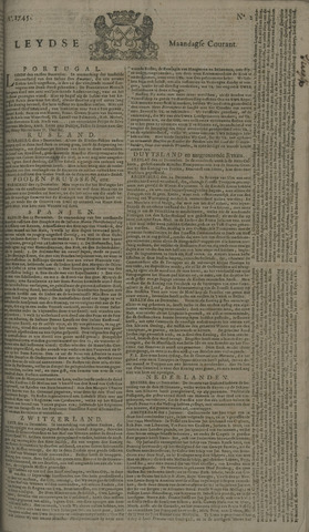 Leydse Courant 1745-01-04