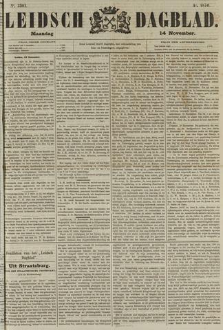 Leidsch Dagblad 1870-11-14