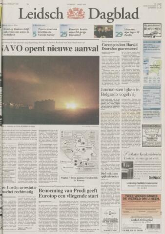 Leidsch Dagblad 1999-03-25