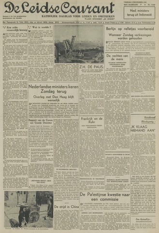 Leidse Courant 1948-12-03