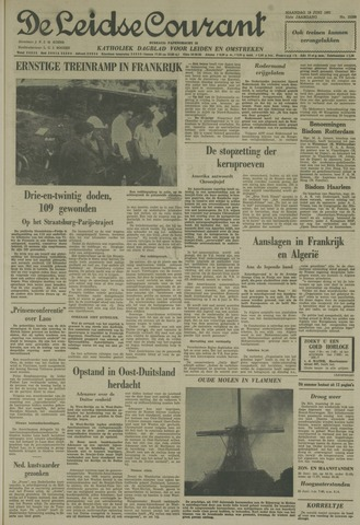 Leidse Courant 1961-06-19