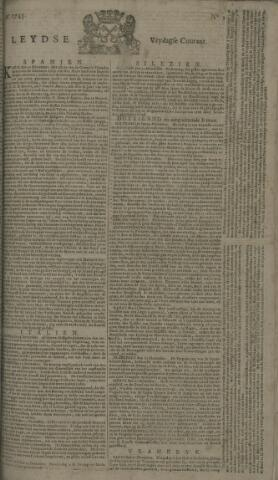Leydse Courant 1745-01-01