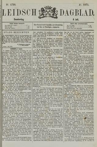 Leidsch Dagblad 1875-07-08