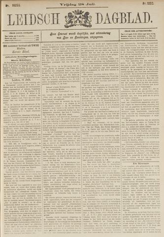 Leidsch Dagblad 1893-07-28