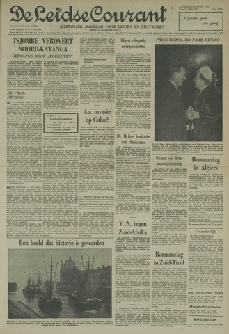 Leidse Courant 1961-04-08