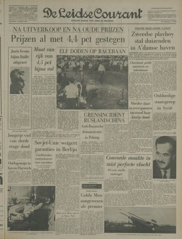 Leidse Courant 1969-03-03