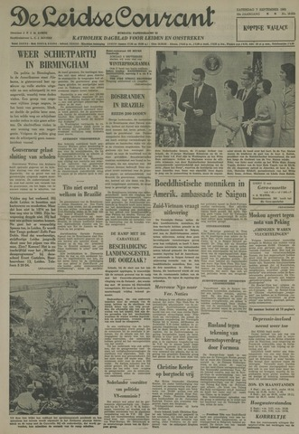 Leidse Courant 1963-09-07