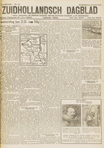 Zuidhollandsch Dagblad 1944-06-29