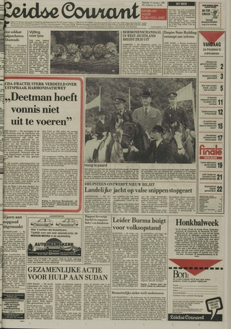 Leidse Courant 1988-08-13