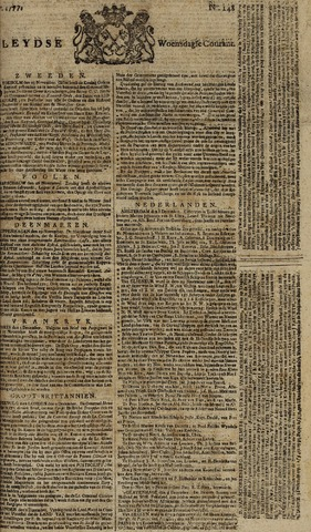 Leydse Courant 1777-12-10