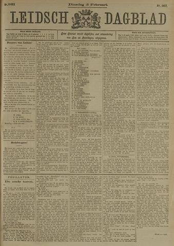Leidsch Dagblad 1907-02-05