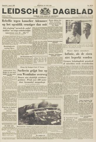 Leidsch Dagblad 1959-06-22