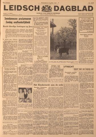 Leidsch Dagblad 1947-04-30