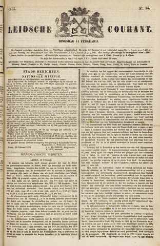 Leydse Courant 1873-02-11