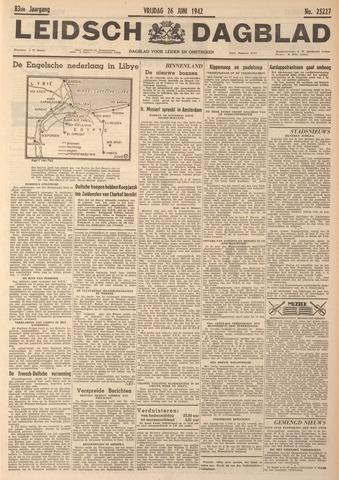 Leidsch Dagblad 1942-06-26