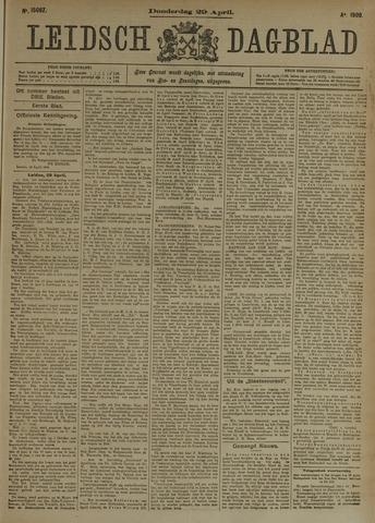 Leidsch Dagblad 1909-04-29