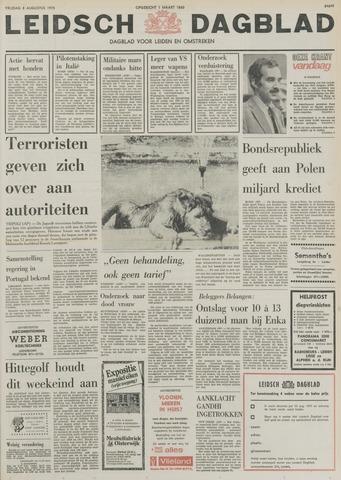 Leidsch Dagblad 1975-08-08