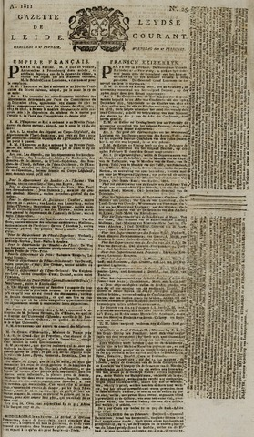 Leydse Courant 1811-02-27
