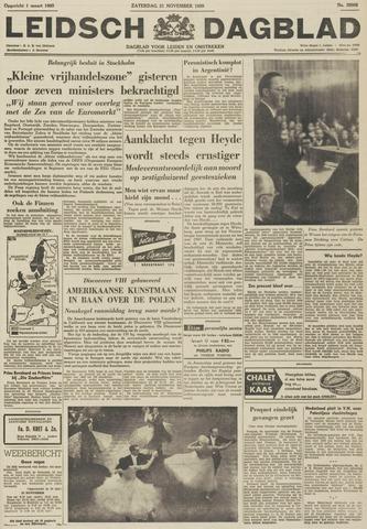 Leidsch Dagblad 1959-11-21