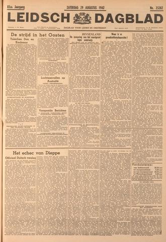 Leidsch Dagblad 1942-08-29