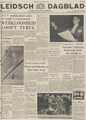 Leidsch Dagblad 1967-08-08