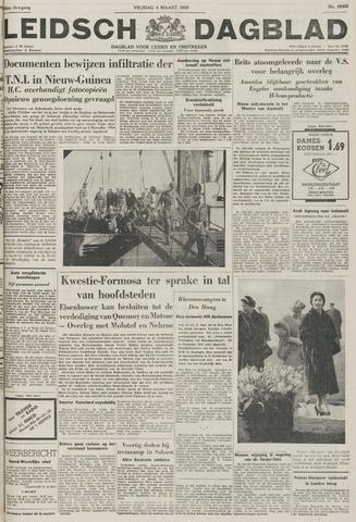Leidsch Dagblad 1955-03-04