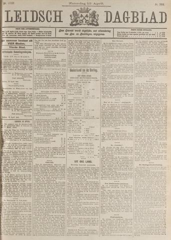 Leidsch Dagblad 1916-04-15