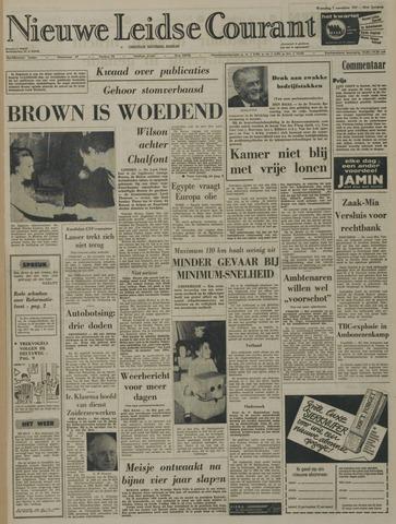 Nieuwe Leidsche Courant 1967-11-01