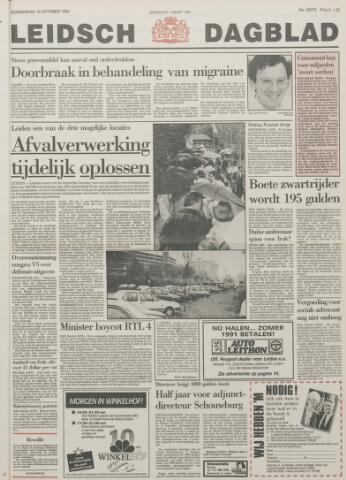 Leidsch Dagblad 1990-10-18