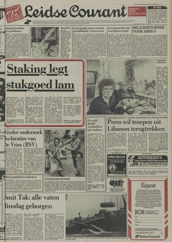 Leidse Courant 1984-09-14
