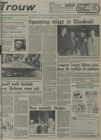 Nieuwe Leidsche Courant 1980-02-18
