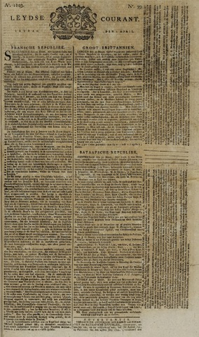 Leydse Courant 1803-04-01
