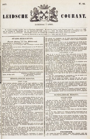 Leydse Courant 1877-04-07