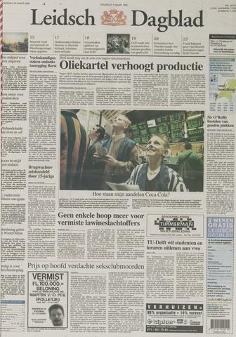 Leidsch Dagblad 2000-03-29