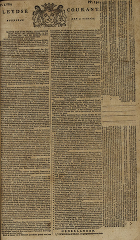 Leydse Courant 1782-10-30