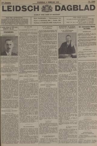 Leidsch Dagblad 1935-02-06