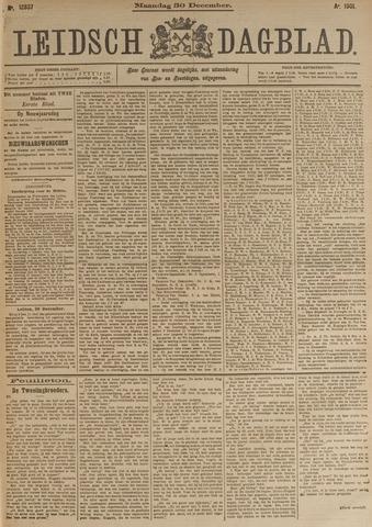 Leidsch Dagblad 1901-12-30