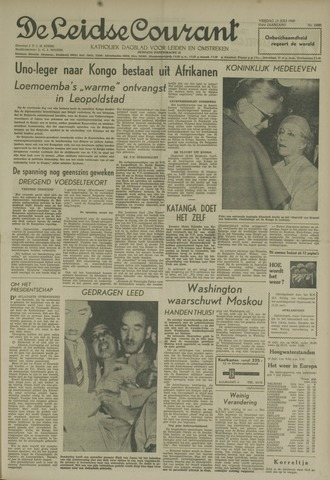 Leidse Courant 1960-07-15